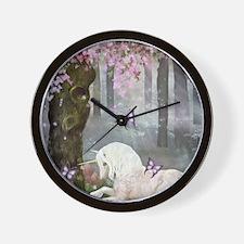 A Unicorn of Velventera Wall Clock