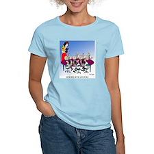 Snow White  The Seven Dorks T-Shirt