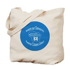 Restore our Democracy Tote Bag