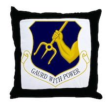 25th TRW Throw Pillow