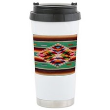 Southwest Weaving Travel Mug