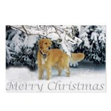Golden retriever Postcards