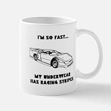Racing Stripes Mugs