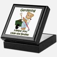 Garden Tips #2 Keepsake Box