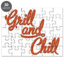 Grill and Chill Puzzle