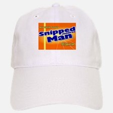 Snipped Man Baseball Baseball Cap