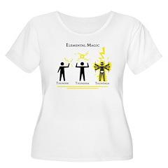Elemental Magic - Thundaga T-Shirt