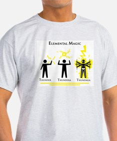 Elemental Magic - Thundaga T-Shirt
