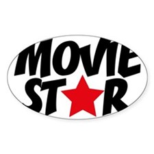 Movie star Decal