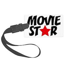 Movie star Luggage Tag