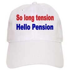 So long tension Baseball Cap