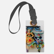 I Have A Monkey On My Back Luggage Tag