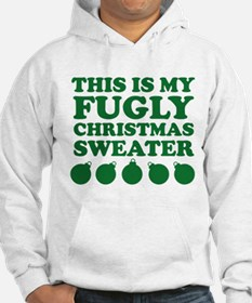 Fugly Christmas Sweater Hoodie