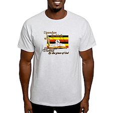 Ugandan by birth T-Shirt