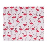 Flamingo Fleece Blankets