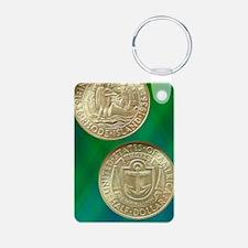 Providence RI Tercentenary Keychains