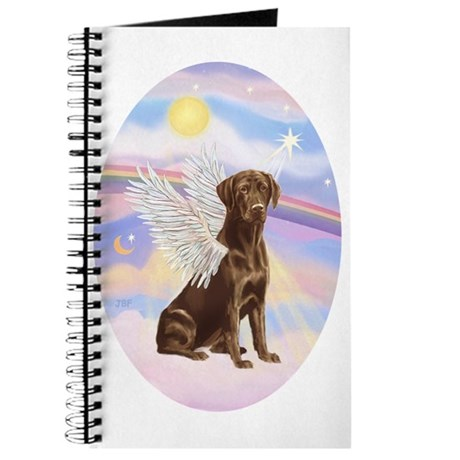 ORN-Oval-Clouds-ChocLAB angel Journal