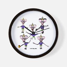 LKJ Montage Wall Clock