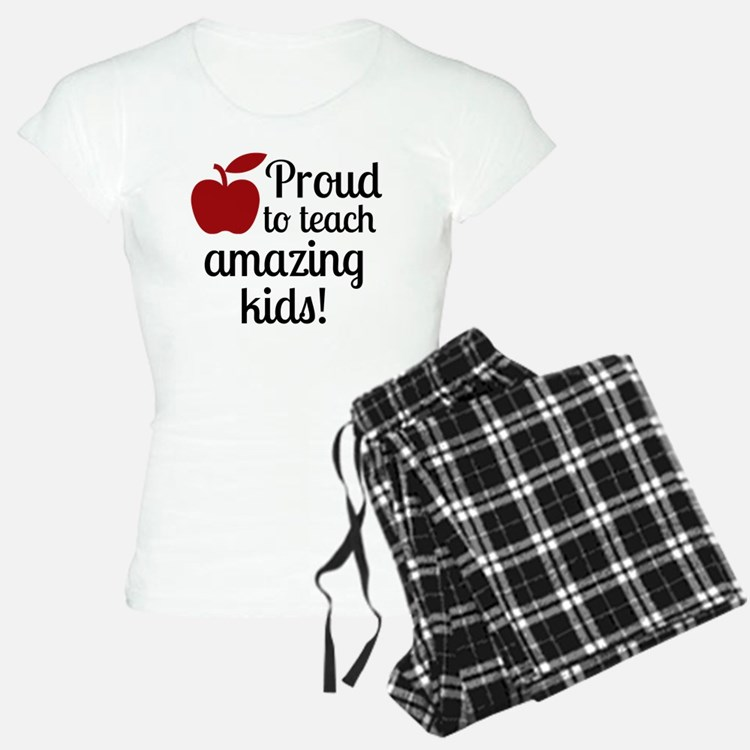 Proud Teacher Pajamas