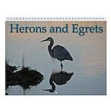 Great blue heron Calendars