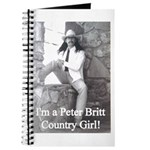 Peter Britt Country Girl Journal