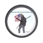 Peter Britt Wall Clock