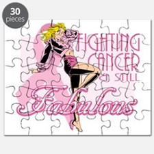 Fabulously Fighting Cancer Puzzle
