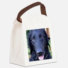 Ozzy Canvas Lunch Bag