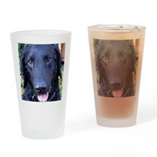 Ozzy Drinking Glass