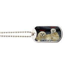 2013 Owlets First Banding Dog Tags
