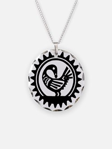 Sankofa Bird Necklace