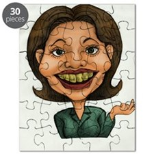 Neglected Teeth Puzzle