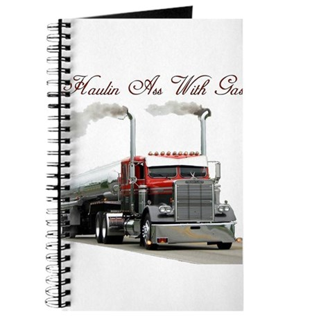 Haulin Ass With Gas Journal