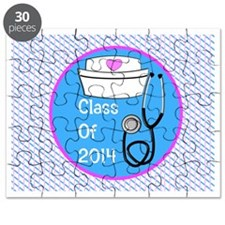 nurse ornament class of 14 pb Puzzle