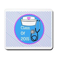 nurse ornament class of 15 PB Mousepad