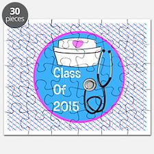 nurse ornament class of 15 PB Puzzle
