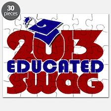 Educated Swag RW&B Puzzle