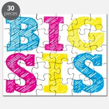 Multi-Colored Big Sis Puzzle