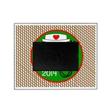 nurse ornament class of 15 Picture Frame