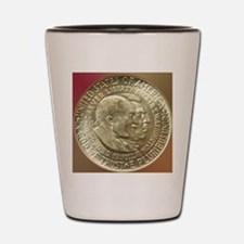 Carver/Washington Half Dollar Coin  Shot Glass