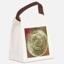 Carver/Washington Half Dollar Coi Canvas Lunch Bag