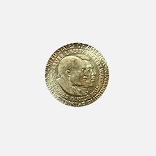 Carver/Washington Half Dollar Coin  Mini Button