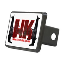 HK- When $#^% Hits The Fan Hitch Cover