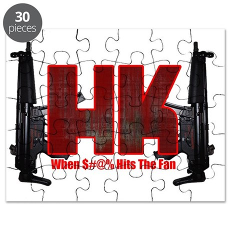 HK- When $#^% Hits The Fan Puzzle