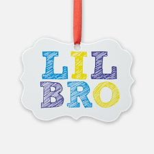 Sketch Lil Bro Ornament