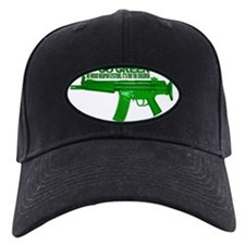 Go Green. No Wood Stocks! Cap