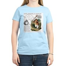 The White Rabbit Alice in Wo T-Shirt