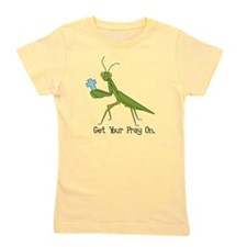Get Your Pray On Girl's Tee