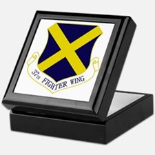 37th Fighter Wing Keepsake Box