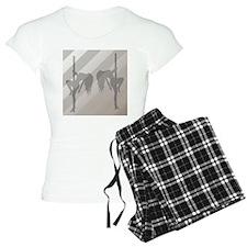 Stripper Duo - Gray Pajamas
